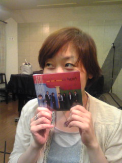 CD出来ました!