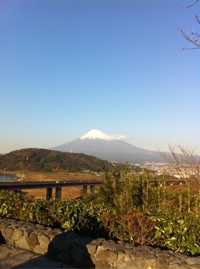 また富士山